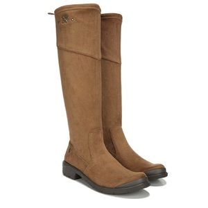 BZees Boomerang Toffee Knee High Boots-8